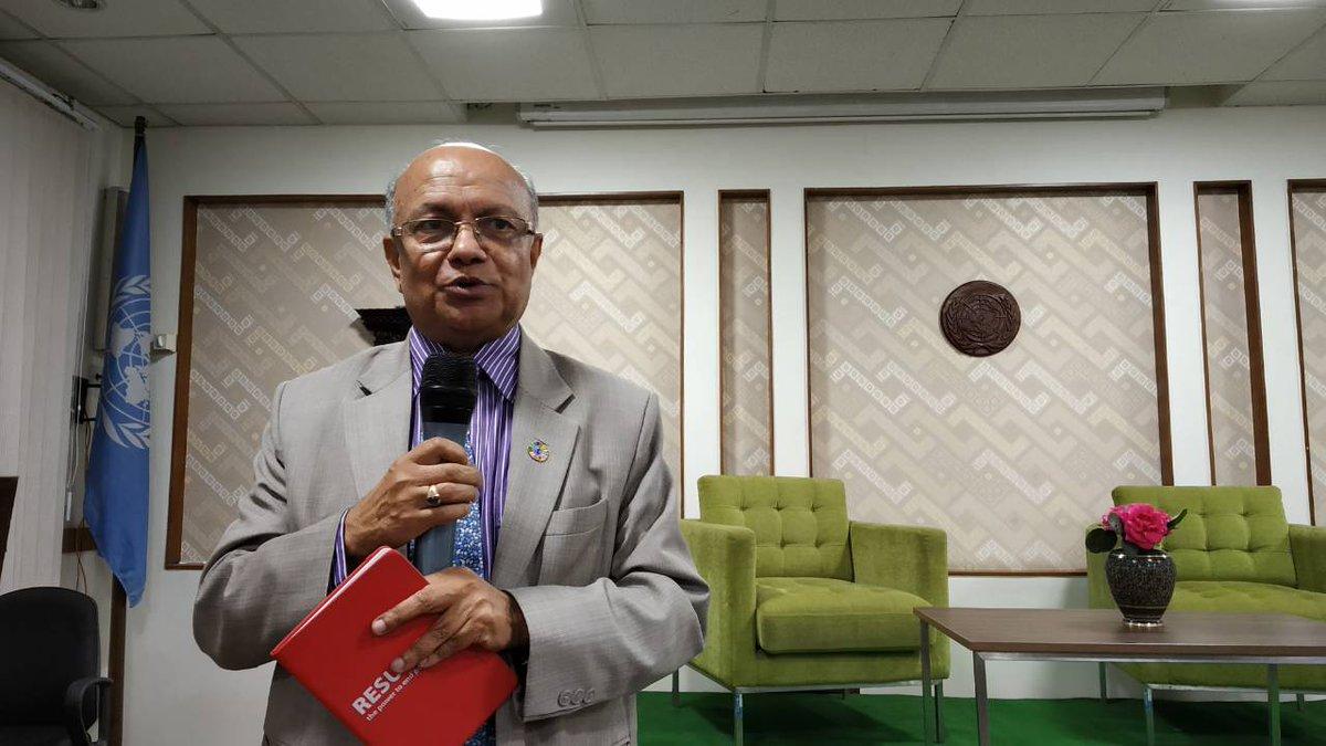 Children Want Action : An Interview with Kul Gautam