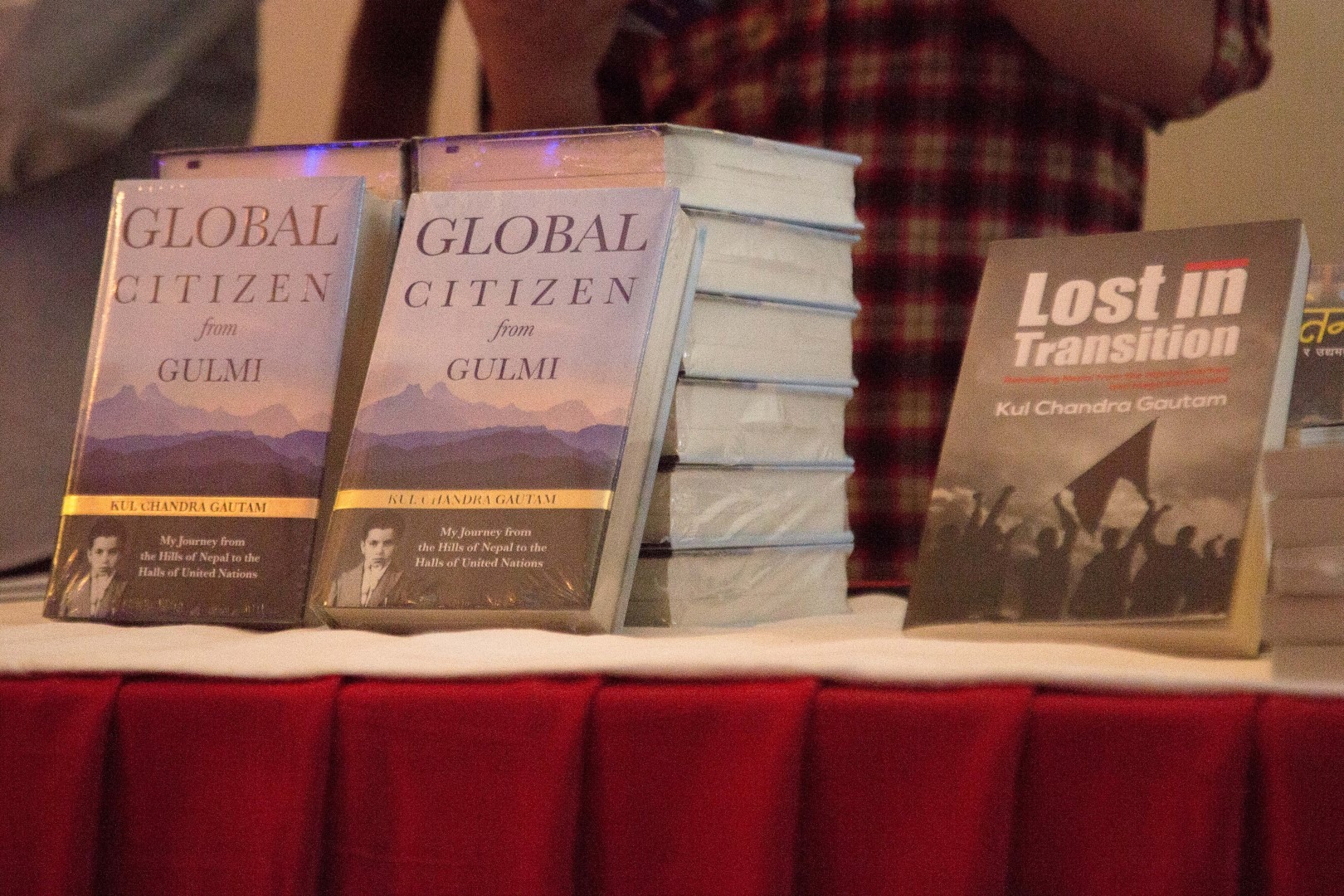 "Order ""Global Citizen from Gulmi"" Now"