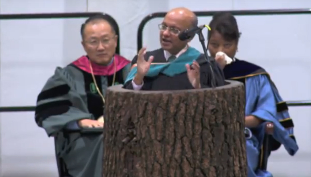 Dartmouth's 2011 Convocation Exercises