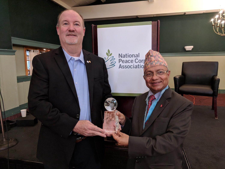 The Serendipitous Global Citizen Award