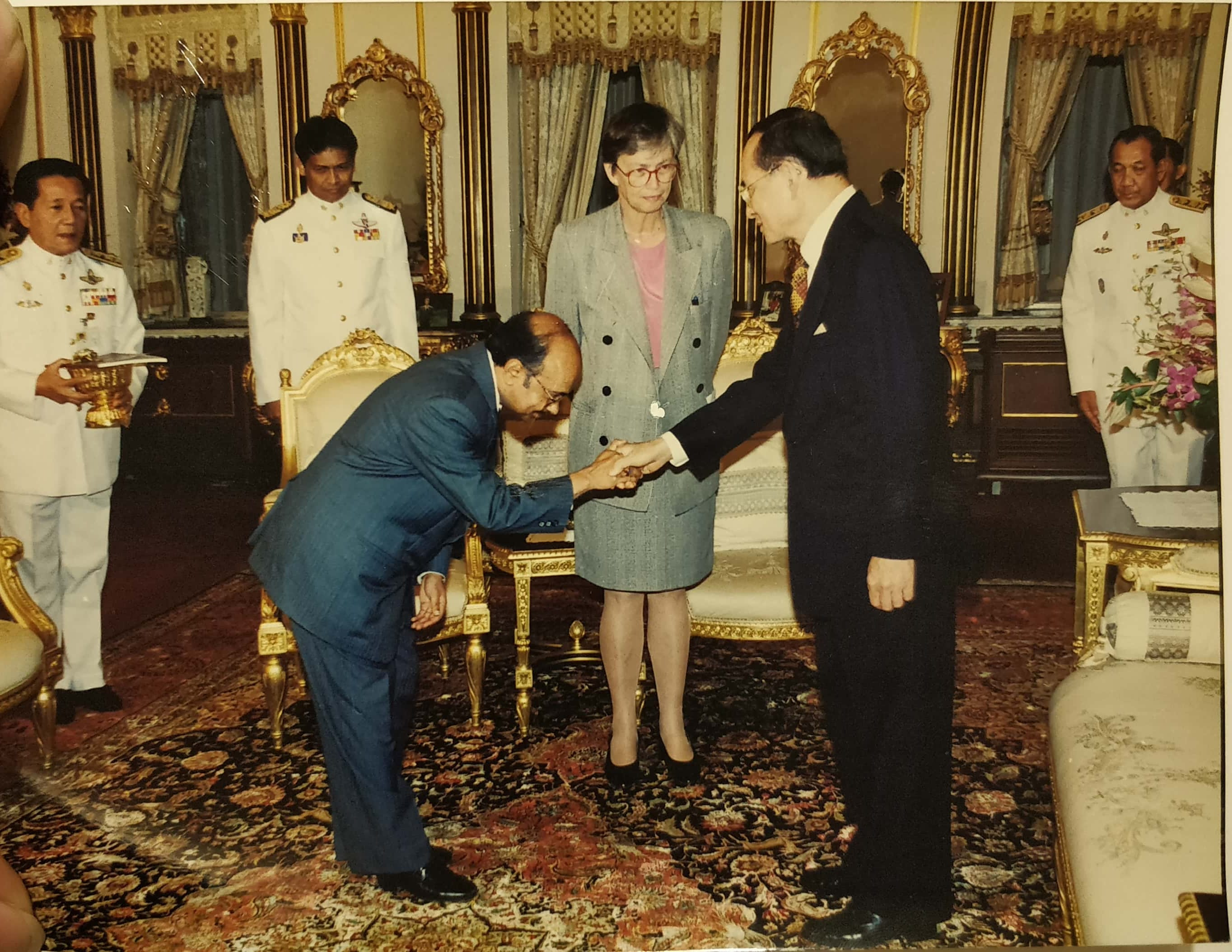 Late King's wishes for Thai children